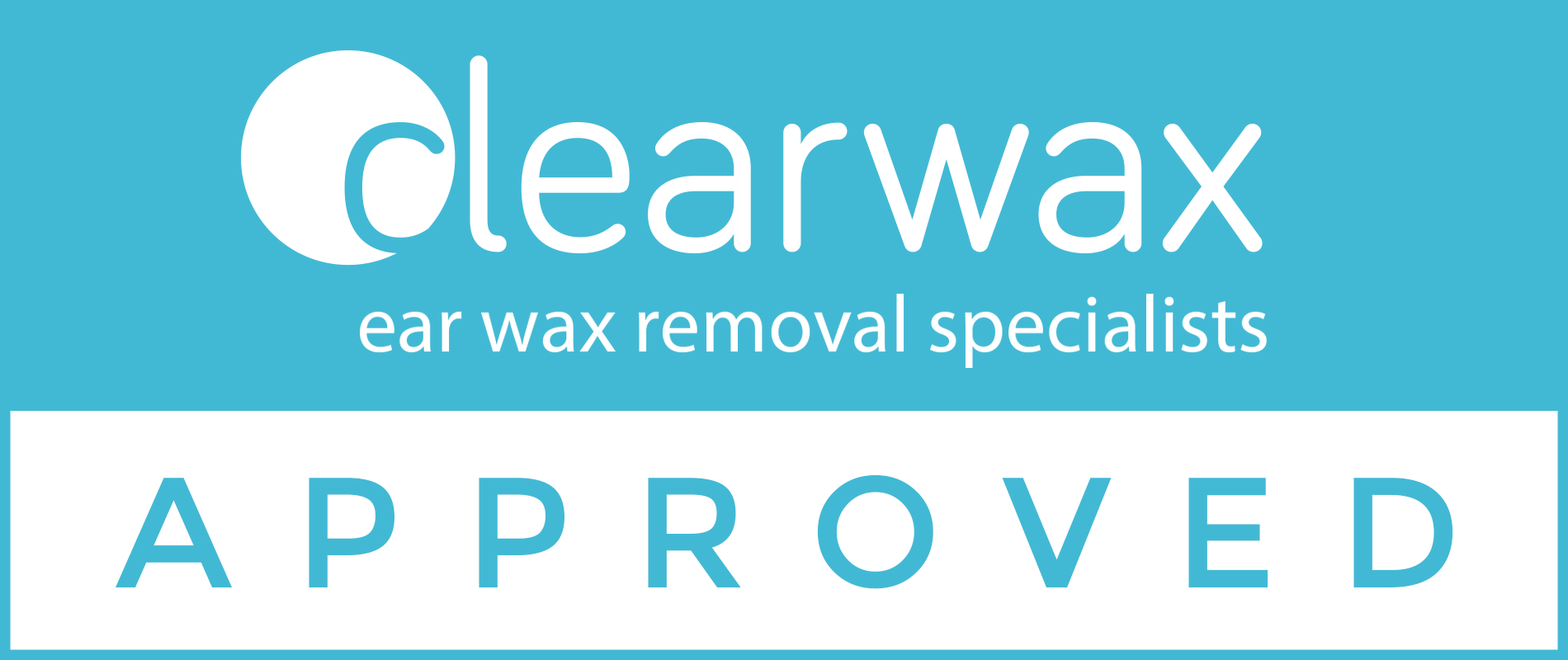 Sweeney Hearing Care - Clearwax Approved