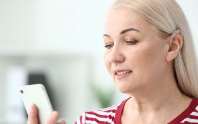 Using your phone with a hearing aid