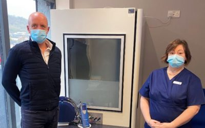 New Hearing Assessment Suite at Abbots Cross