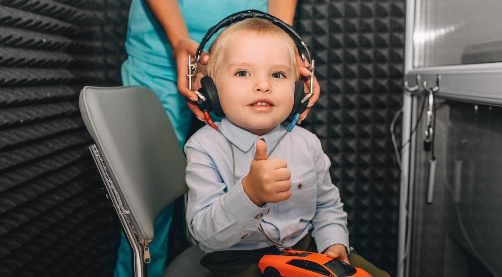 Paediatric Hearing Tests